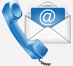 Contact UsContact Email Icon